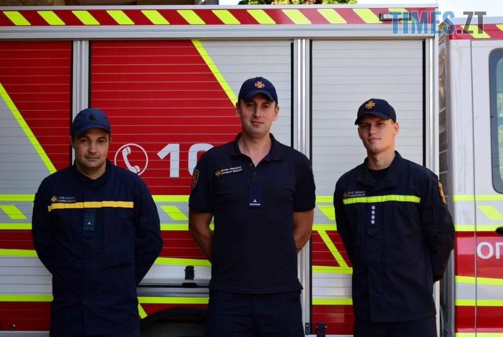 DSC 0290 1024x685 - «Герої серед нас»: рятувальники Житомирщини розповіли про особливості роботи, складнощі та прикмети, яких дотримуються (ВІДЕО)