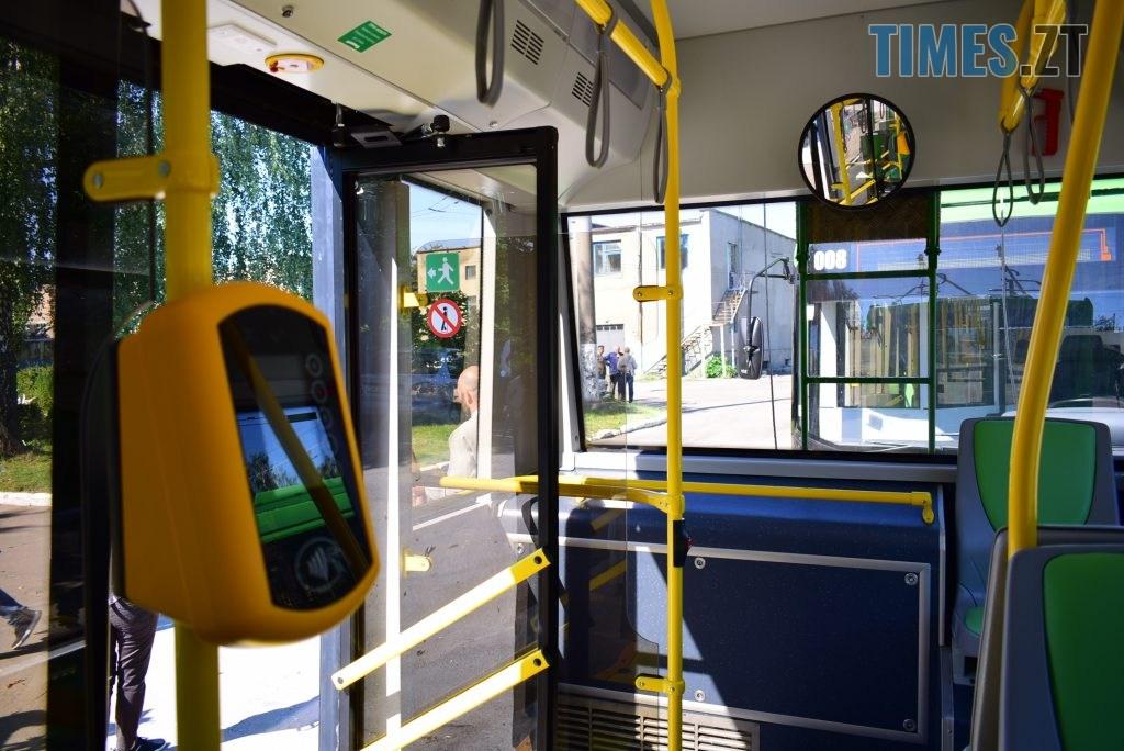 DSC 0317 1024x684 - Житомирське ТТУ отримало ще 11 нових тролейбусів від Республіки Білорусь (ФОТО-ВІДЕО)