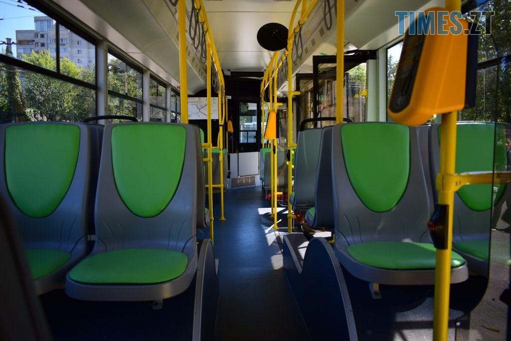 DSC 0320 1024x684 - Житомирське ТТУ отримало ще 11 нових тролейбусів від Республіки Білорусь (ФОТО-ВІДЕО)