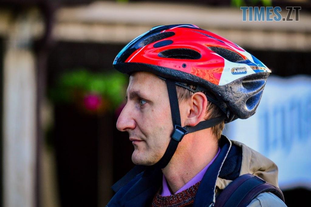 DSC 0323 1 1024x681 - «Обіцяного чекають 3 роки?»: поки міська влада бездіє, житомиряни самотужки підготували план розмітки для велосипедистів (ФОТО)