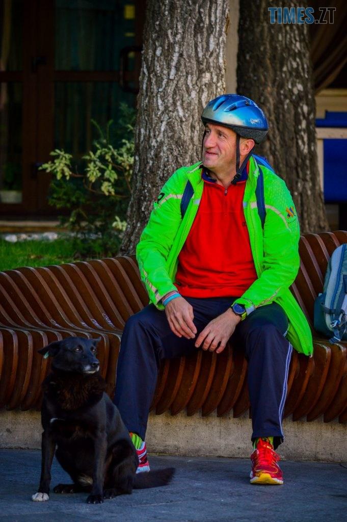 DSC 0326 1 681x1024 - «Обіцяного чекають 3 роки?»: поки міська влада бездіє, житомиряни самотужки підготували план розмітки для велосипедистів (ФОТО)