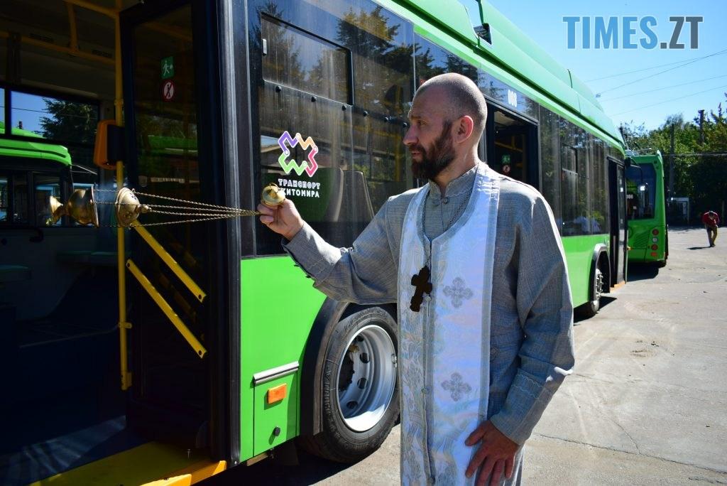 DSC 0329 1024x684 - Житомирське ТТУ отримало ще 11 нових тролейбусів від Республіки Білорусь (ФОТО-ВІДЕО)