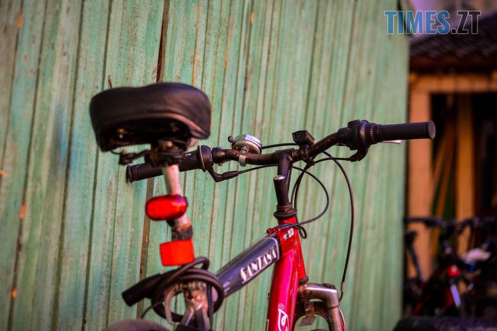 DSC 0332 1024x681 - «Обіцяного чекають 3 роки?»: поки міська влада бездіє, житомиряни самотужки підготували план розмітки для велосипедистів (ФОТО)