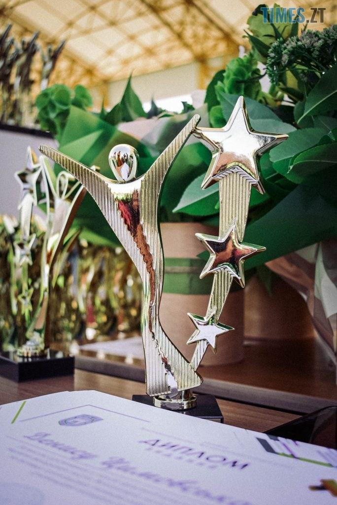 DSC 0342 684x1024 - У Житомирі до Дня фізичної культури та спорту преміювали кращих спортсменів (ФОТО)