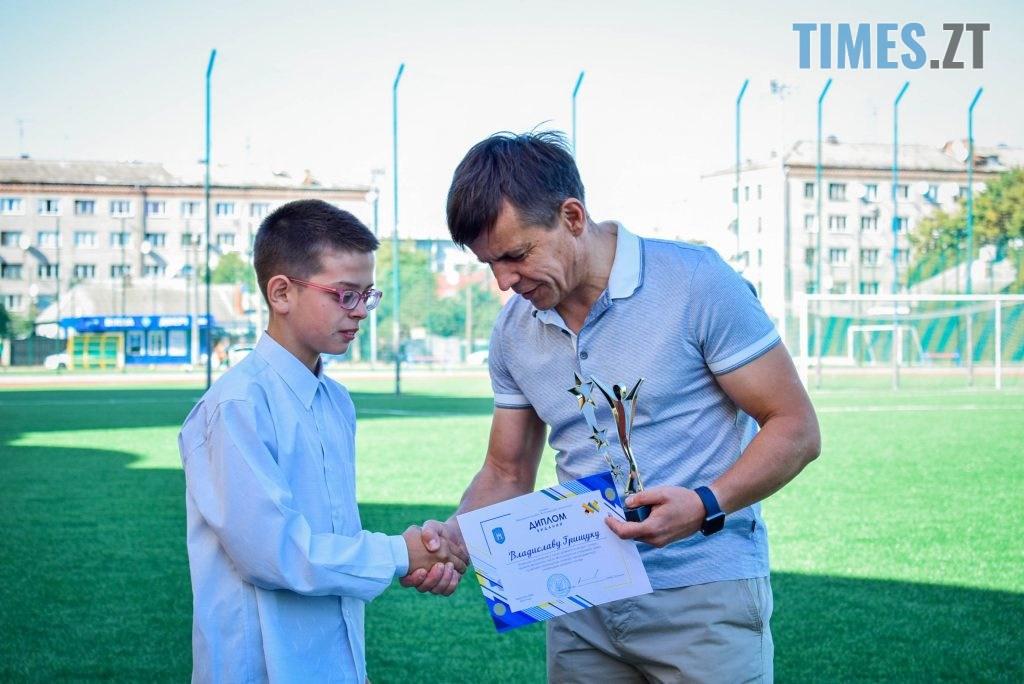 DSC 0367 1024x684 - У Житомирі до Дня фізичної культури та спорту преміювали кращих спортсменів (ФОТО)