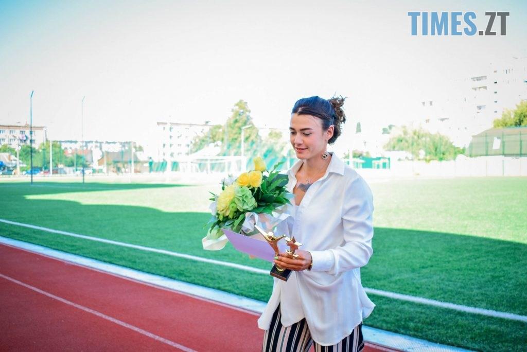 DSC 0396 1024x684 - У Житомирі до Дня фізичної культури та спорту преміювали кращих спортсменів (ФОТО)
