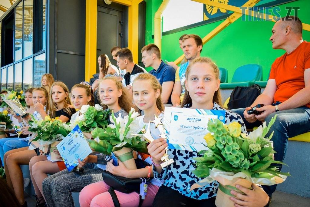 DSC 0415 1024x684 - У Житомирі до Дня фізичної культури та спорту преміювали кращих спортсменів (ФОТО)