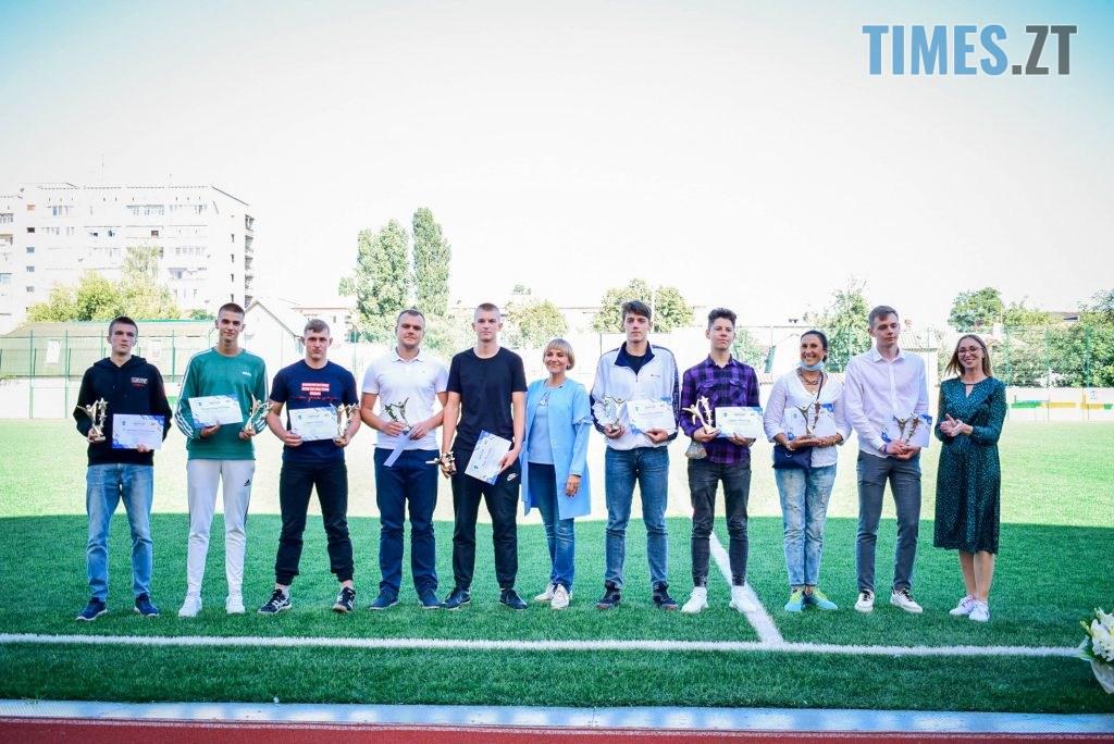 DSC 0419 1024x684 - У Житомирі до Дня фізичної культури та спорту преміювали кращих спортсменів (ФОТО)