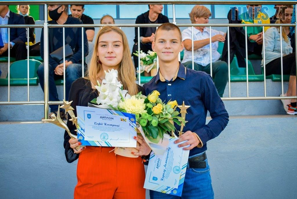 DSC 0422 1024x685 - У Житомирі до Дня фізичної культури та спорту преміювали кращих спортсменів (ФОТО)