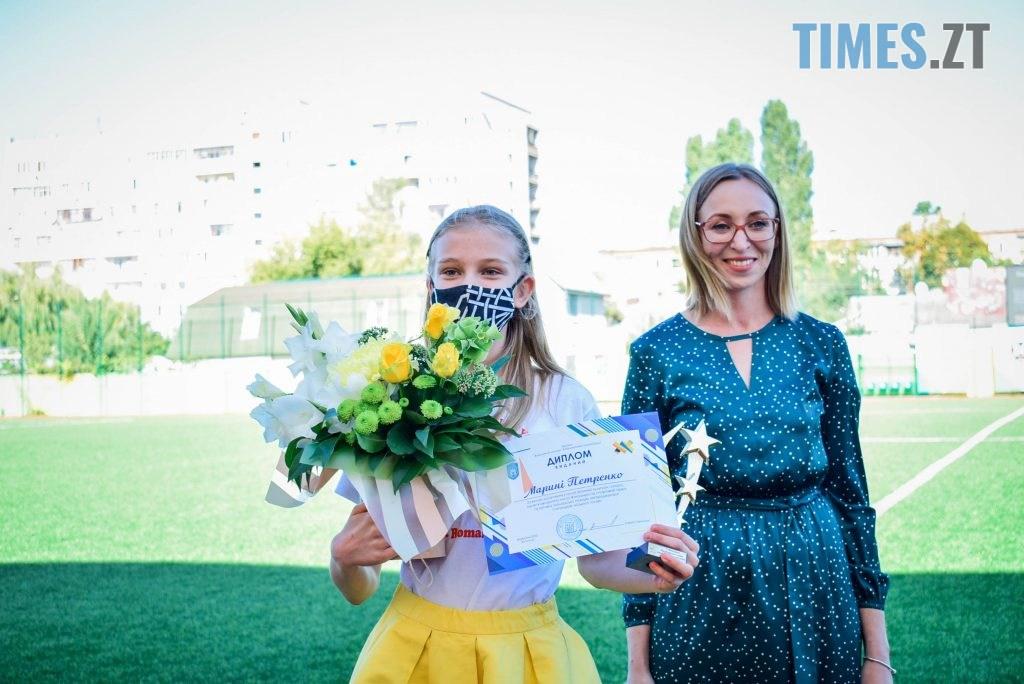DSC 0437 1024x684 - У Житомирі до Дня фізичної культури та спорту преміювали кращих спортсменів (ФОТО)