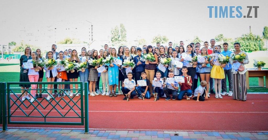 DSC 0458 1024x538 - У Житомирі до Дня фізичної культури та спорту преміювали кращих спортсменів (ФОТО)