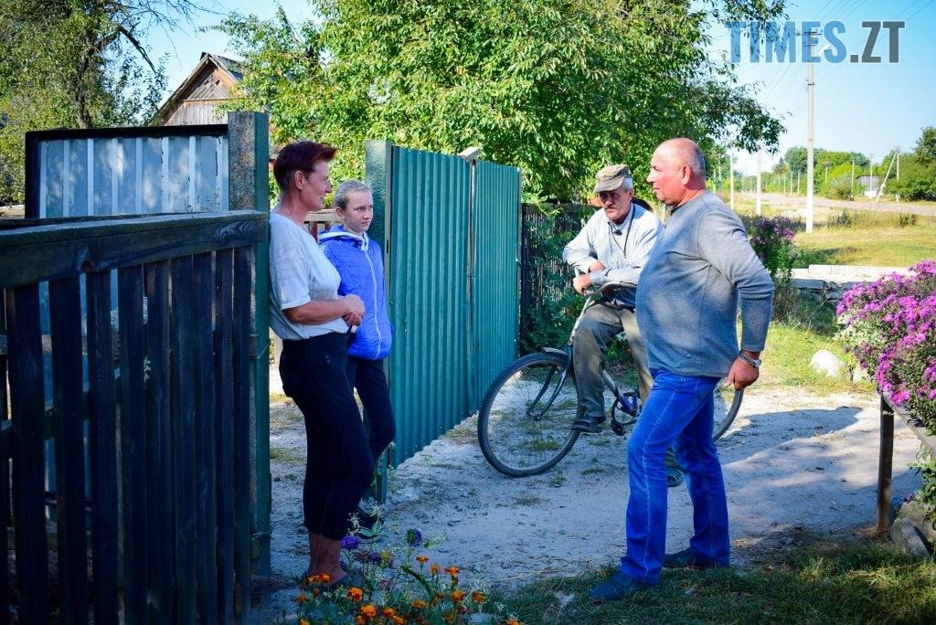 DSC 0662 1024x684 - Забуті та знедолені:  жителі з Оліївської ОТГ просять про допомогу