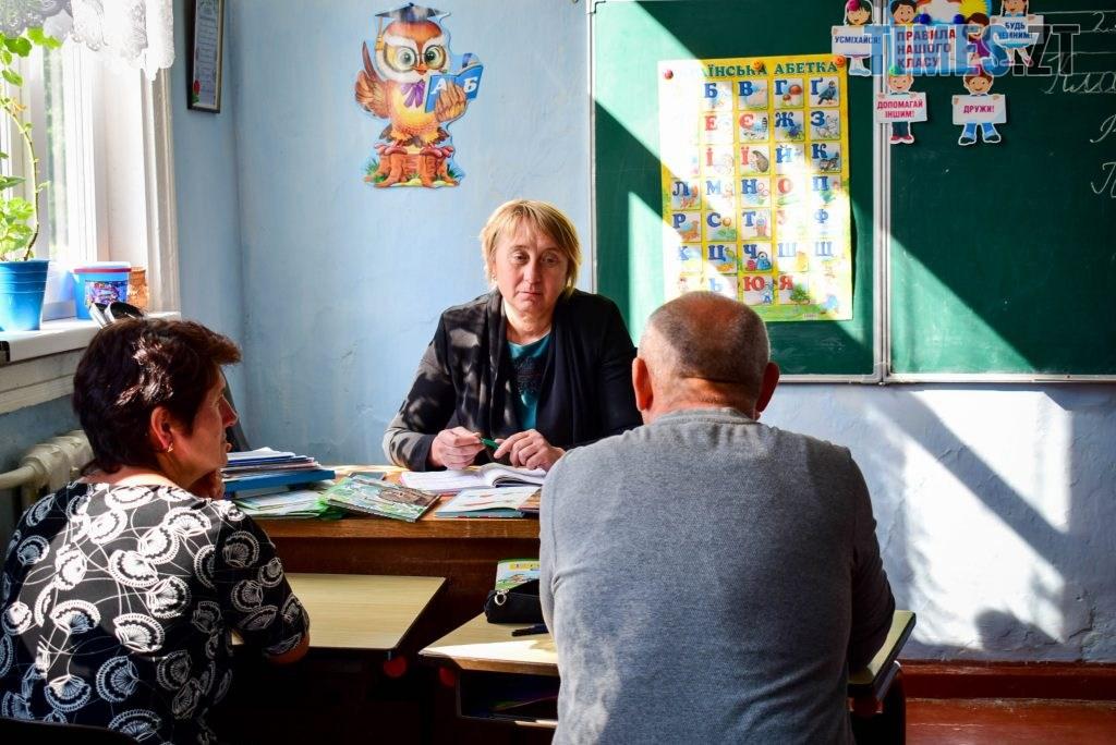 DSC 0703 1024x684 - «Освіта - болюча проблема»: у селі  Вільськ місцева школа під загрозою закриття
