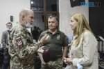 NSV 3922 150x100 - У Житомирі мають бути створені комунальні школи безпеки для дітей – Людмила Зубко на зустрічі з військовими