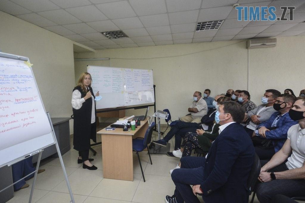 NSV 8965 1024x683 - Людмила Зубко: бачення успішного розвитку Житомира ми напрацьовували на стратегічній сесії