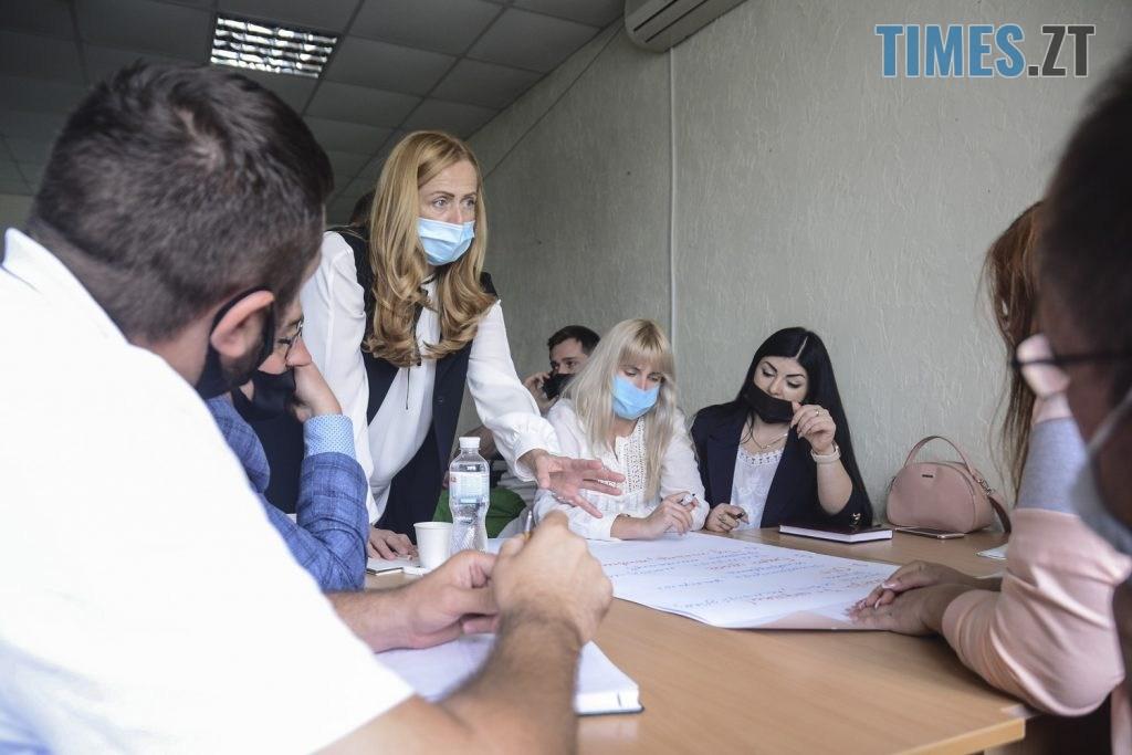 NSV 9090 1024x683 - Людмила Зубко: бачення успішного розвитку Житомира ми напрацьовували на стратегічній сесії