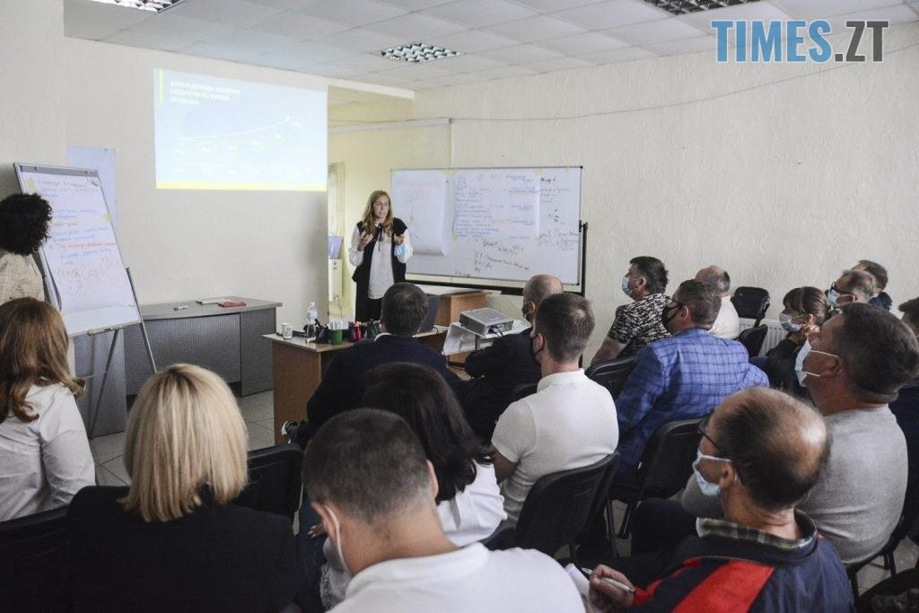 NSV 9144 1024x683 - Людмила Зубко: бачення успішного розвитку Житомира ми напрацьовували на стратегічній сесії