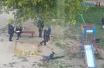 Screenshot 4 11 150x99 - Труп людини знайшли на одному з дитячих майданчиків у Житомирі (ФОТО)