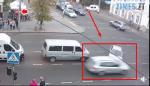 Screenshot 4 14 150x86 - Камери зафіксували момент ДТП на перетині  В. Бердичівської та Кочерги у Житомирі (ВІДЕО)