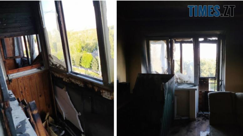 Screenshot 5 1 777x437 - У Коростені надзвичайники врятували квартиру однієї з багатоповерхівок від знищення вогнем