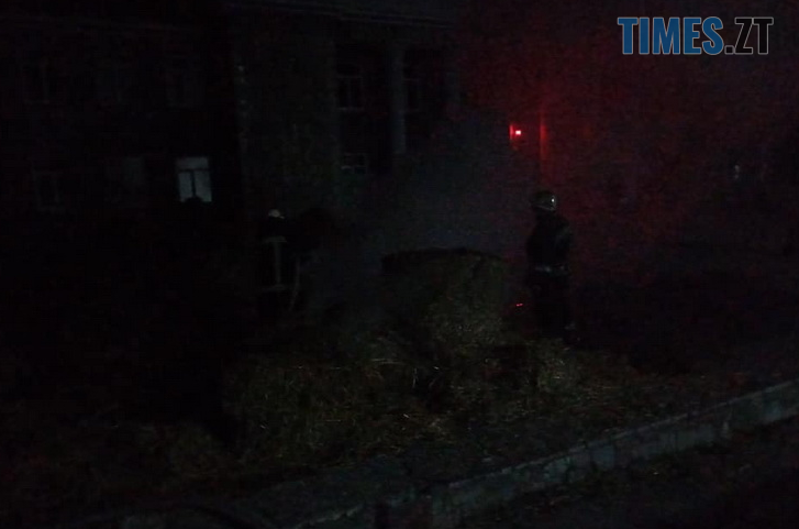 Screenshot 5 3 - У Баранівці невідомі підпалили декоративну фотозону з сіна, яку підготували до Дня міста (ФОТО)