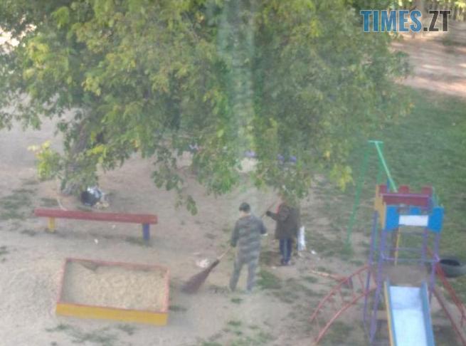 Screenshot 6 6 - Труп людини знайшли на одному з дитячих майданчиків у Житомирі (ФОТО)
