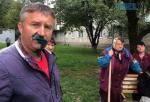 Screenshot 9 1 150x102 - У Житомирі депутата міськради облили зеленкою, один із нападників мав при собі пістолет (ВІДЕО)