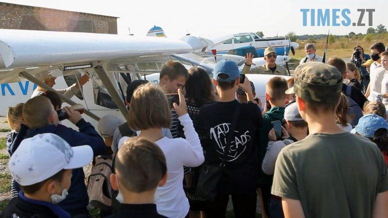 Still1212 00000 5 777x437 - Аеродром біля Бердичева: літаки відкрили для дітей (ВІДЕО)