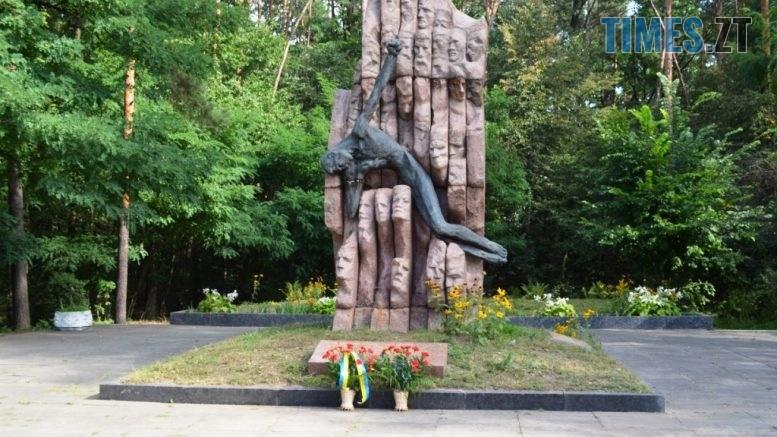 img1599035750 6 777x437 - Житомиряни вшанували пам'ять жертв найкривавішої в історії людства війни