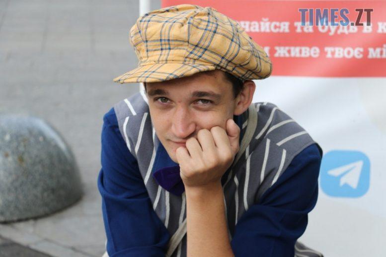 img1599047080 3 e1599054643847 - На Михайлівській проходили зйомки відеоролику «Мій Житомир — головна сцена мого життя» (ФОТО)
