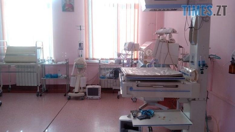 img1600673784 777x437 - У Житомирській лікарні поповнення обладнання - отримали сучасний апарат ШВЛ для немовлят