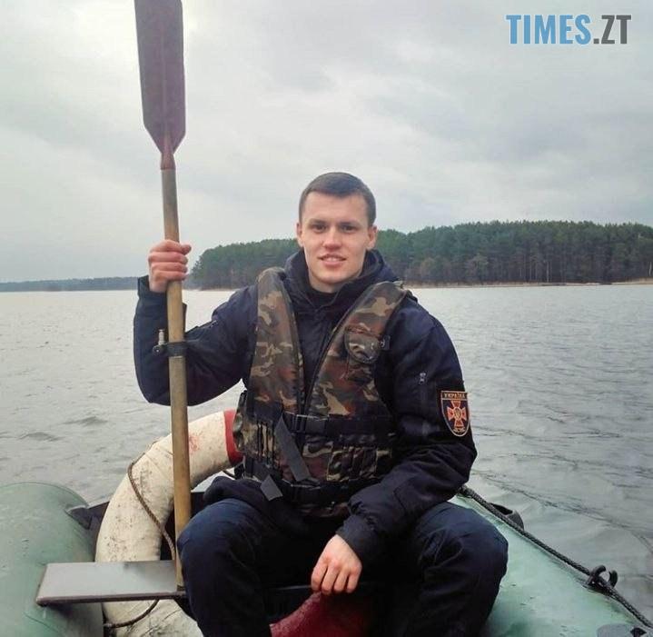photo5411437950492847826 - «Герої серед нас»: рятувальники Житомирщини розповіли про особливості роботи, складнощі та прикмети, яких дотримуються (ВІДЕО)