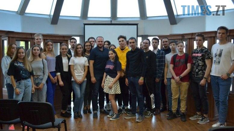 photo 2020 09 25 18 38 38 2 777x437 - Віктор Євдокимов зустрівся злідерами студентського самоврядування