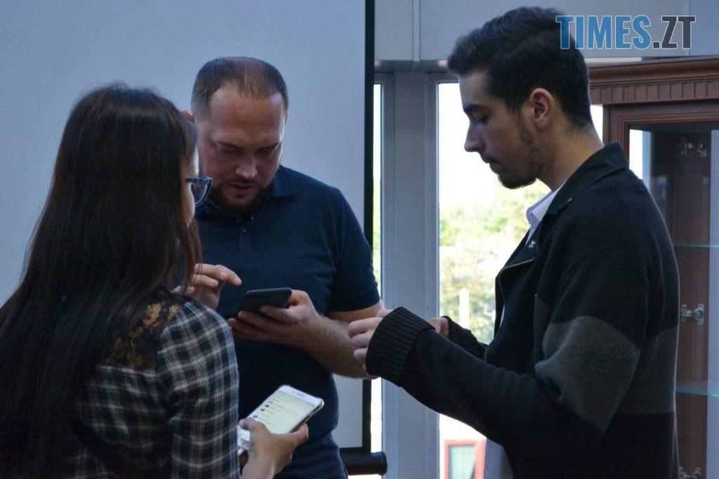 photo 2020 09 25 18 38 39 1024x682 - Віктор Євдокимов зустрівся злідерами студентського самоврядування