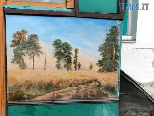 podviria5 - У селі під Житомиром власник будинку перетворив його на  галерею просто неба (ФОТО)