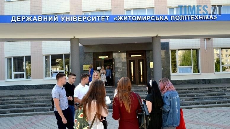 preview - Віктор Євдокимов: «Незважаючи на пандемію, до Житомирської політехніки вступили близько 2000 студентів» (ВІДЕО)