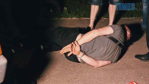 unnamed 1 - У парку Гагаріна двоє незнайомців сильно побили житомирянина, справою зайнялася поліція