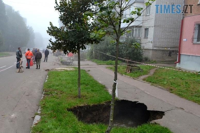 01 3 - Олександр Павленко: «На Гагаріна екологічна катастрофа, третина міської каналізації тече в землю!»