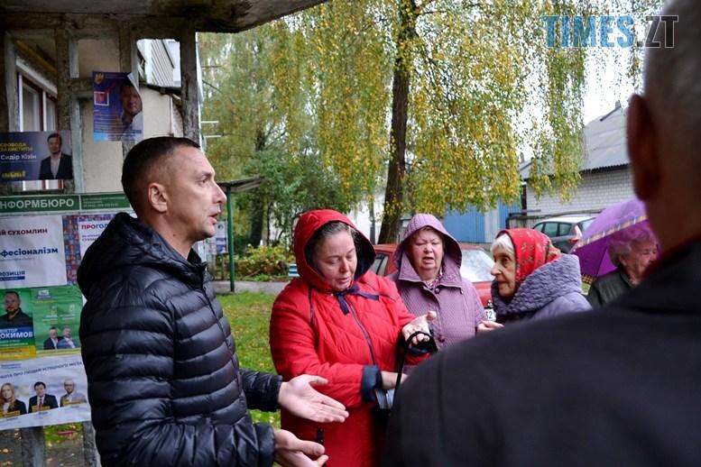 02 9 - Павло Ґудзь, кандидат від партії Сухомлина, підкупив виборців у Житомирі (ФОТО, ВІДЕО)