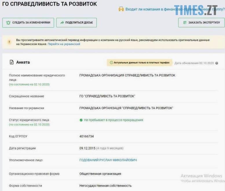 02 - Руслан Годований і «Пропозиція» проводять у Житомирі «опитування» з брехливою анкетою (ФОТО)