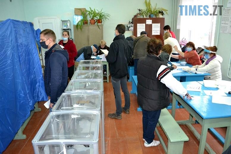 04 9 - Житомирська влада зриває вибори: ДВК змайструвала кабінки для голосування з парт (ВІДЕО)