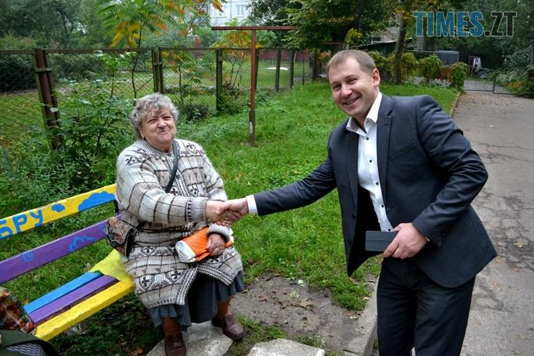 09 2 - Олександр Павленко: «На Гагаріна екологічна катастрофа, третина міської каналізації тече в землю!»