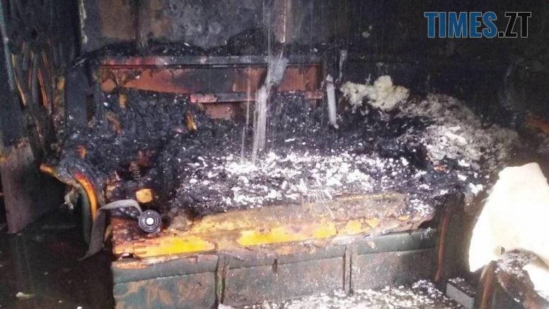 1 3 777x437 - У Житомирі через коротке замикання в дитячій іграшці сталася пожежа в багатоквартирному будинку