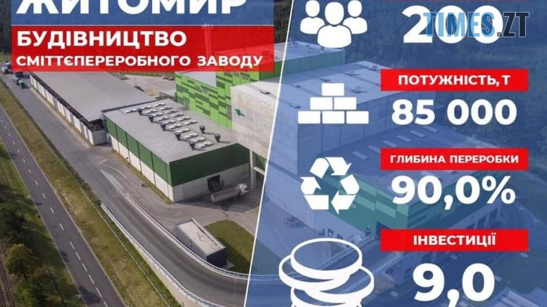 122450204 3328280070628786 543300296007739080 n 777x437 - Компанія-інвестор отримала дозвіл на будівництво сміттєпереробного заводу в Житомирі