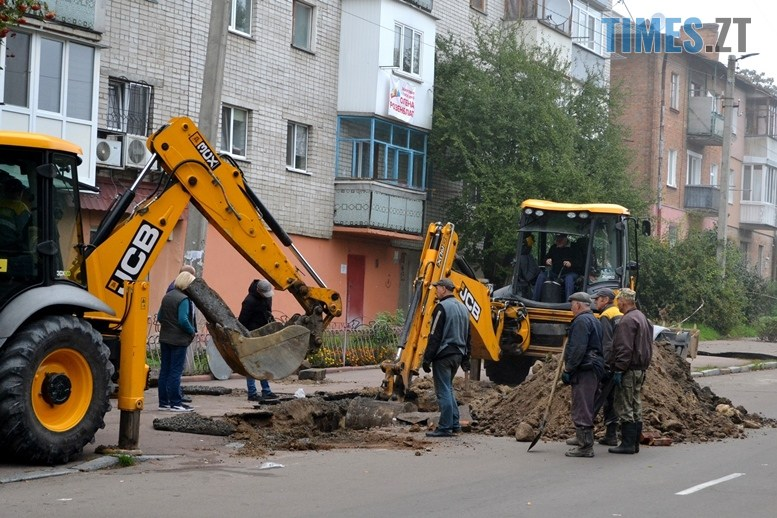 13 - Олександр Павленко: «На Гагаріна екологічна катастрофа, третина міської каналізації тече в землю!»