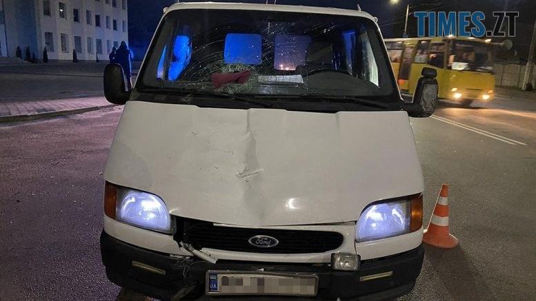 18 00 9 777x437 - На одній з вулиць Житомира мікроавтобус насмерть збив перехожу (ФОТО)