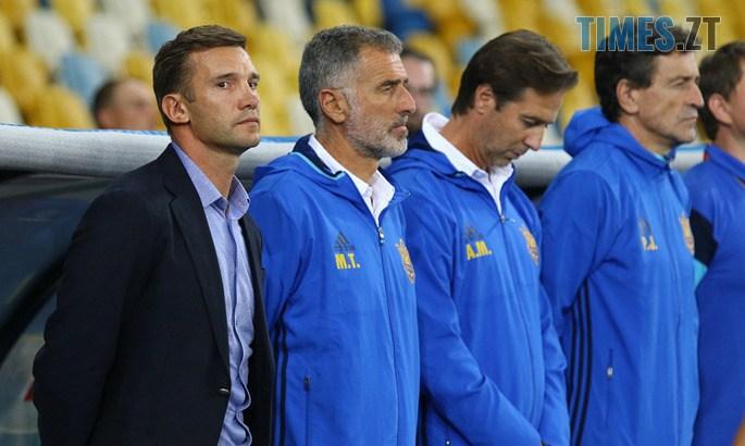24196f - У феєричному розгромі збірної України проти Франції звинувачують експериментальний склад від тренерського штабу