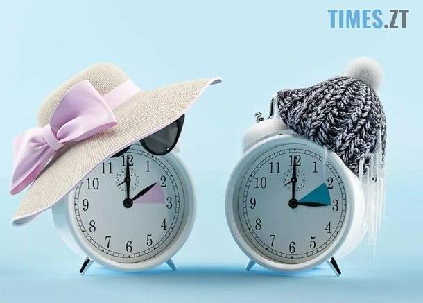 2543930 610x437 - Українцям повідомили дату переведення годинників на зимовий час