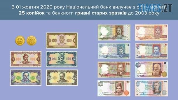 2549424 - В Україні вивели з обігу монети та кілька банкнот старих гривень: де та яким чином їх можна обміняти