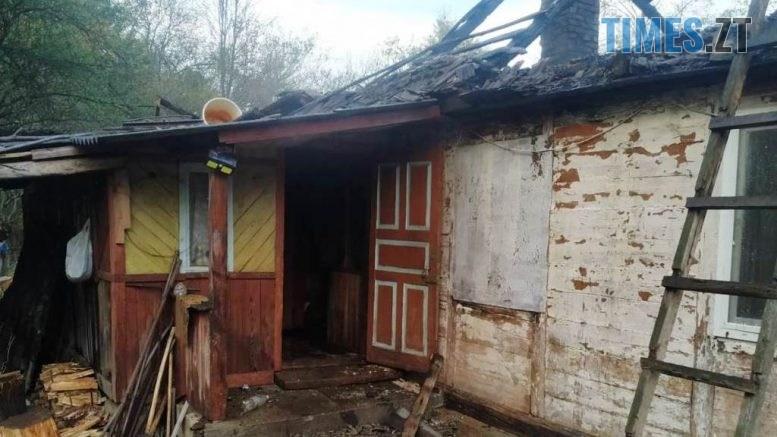 4 777x437 - Упродовж доби надзвичайники ліквідували дві пожежі в приватних домоволодіннях Хорошівського району